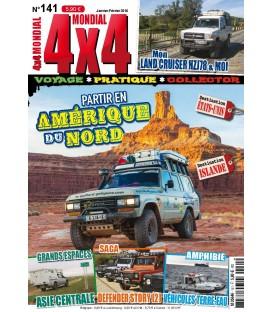 4x4 Mondial n°141