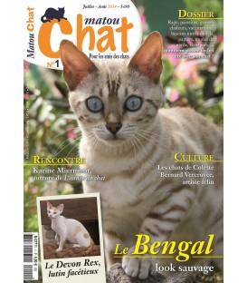 Matou Chat n°001 (T)