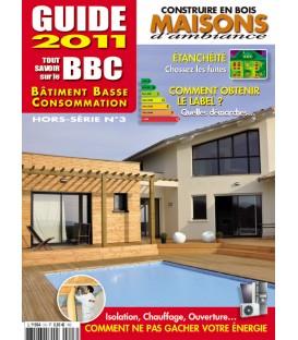 Construire en Bois Maisons d'Ambiance HS03 - BBC