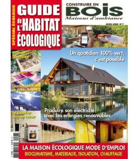 Construire en Bois Maisons d'Ambiance HS07-ECOLOGIQUE