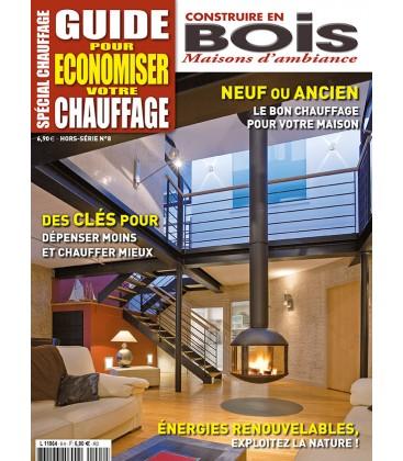 Construire en Bois Maisons d'Ambiance HS08-CHAUFFAGE