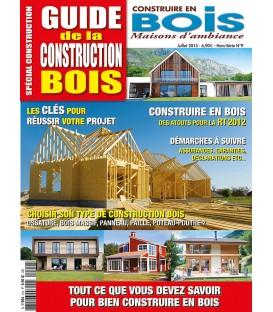 Construire en Bois Maisons d'Ambiance HS09-CONSTRUIRE DE A à Z