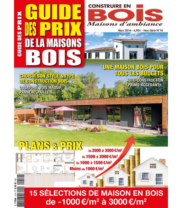 maison bois magazine