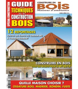 Construire en Bois Maisons d'Ambiance HS06-TECHNO (T)