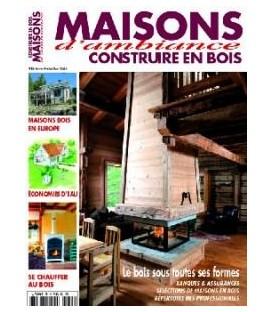 Construire en Bois Maisons d'Ambiance N°015