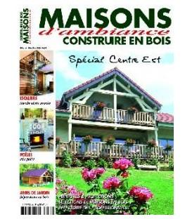 Construire en Bois Maisons d'Ambiance N°016
