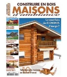 Construire en Bois Maisons d'Ambiance N°019