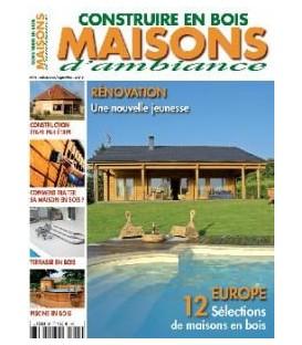 Construire en Bois Maisons d'Ambiance N°021