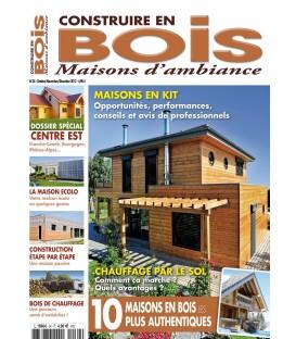 Construire en Bois Maisons d'Ambiance N°034
