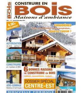 Construire en Bois Maisons d'Ambiance N°039
