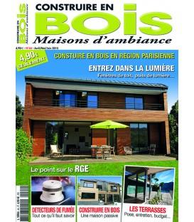 Construire en Bois Maisons d'Ambiance N°044