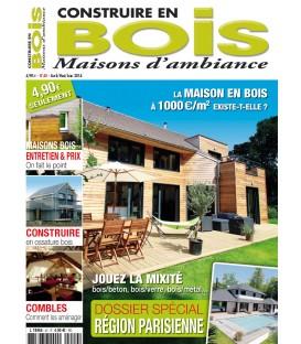 Construire en Bois Maisons d'Ambiance N°040 (T)