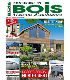 Construire en Bois Maisons d'Ambiance N°042 (T)
