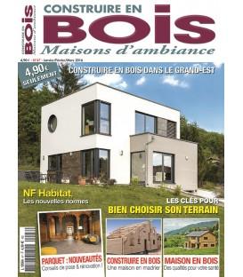 Construire en Bois Maisons d'Ambiance N°047 (T)