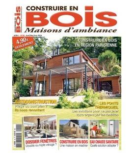 Construire en Bois Maisons d'Ambiance N°048 (T)