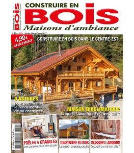 Construire en Bois Maisons d'Ambiance N°051