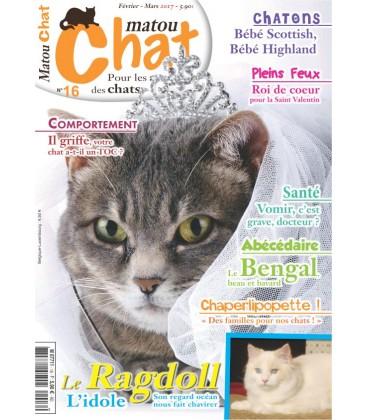 Matou Chat n°016