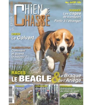 Le Magazine du Chien de Chasse n°006