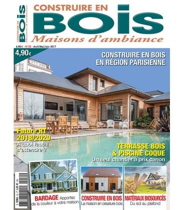 Construire en Bois Maisons d'Ambiance N°052 (T)