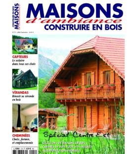 Construire en Bois Maisons d'Ambiance N°013