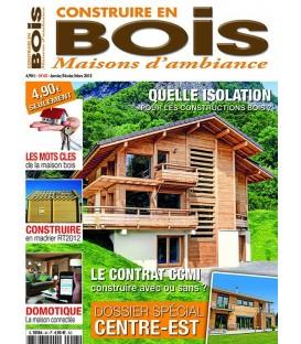 Construire en Bois Maisons d'Ambiance N°043
