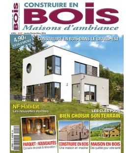 Construire en Bois Maisons d'Ambiance N°047