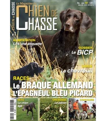 Le Magazine du Chien de Chasse n°007