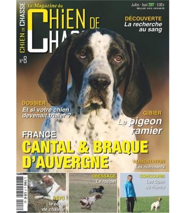 Le Magazine du Chien de Chasse n°008