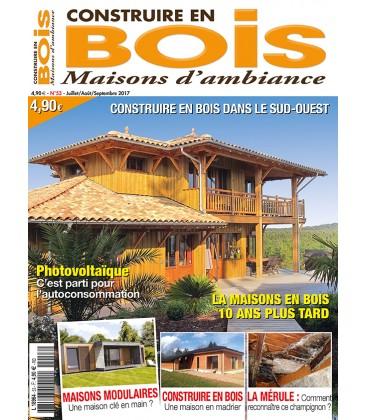 Construire en Bois Maisons d'Ambiance N°053
