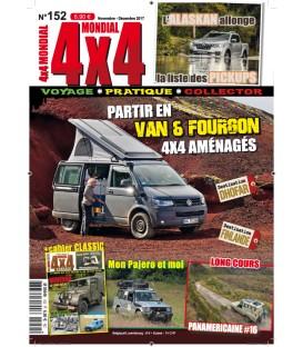 4x4 Mondial n°152 (T)