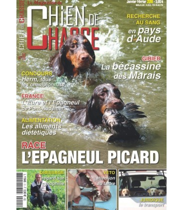 Le Magazine du Chien de Chasse n°011