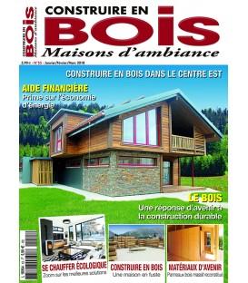 Construire en Bois Maisons d'Ambiance N°054