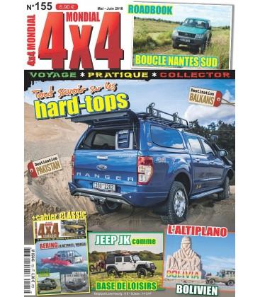 4x4 Mondial n°155