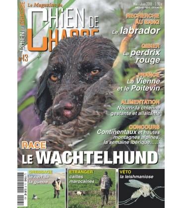 Le Magazine du Chien de Chasse n°013
