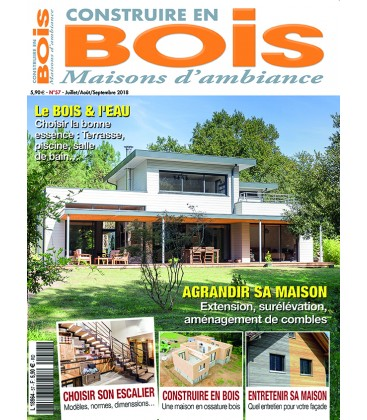 Construire en Bois Maisons d'Ambiance N°057