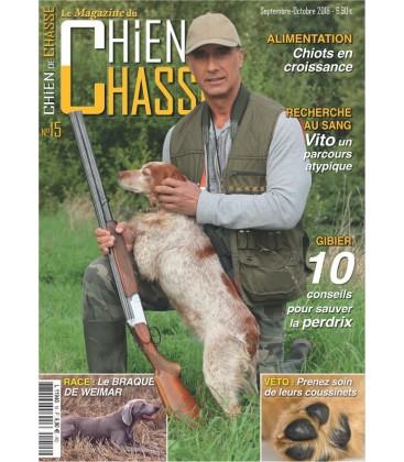 Le Magazine du Chien de Chasse n°015