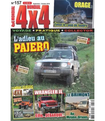 4x4 Mondial n°157