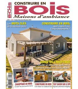 Construire en Bois Maisons d'Ambiance N°058 (T)
