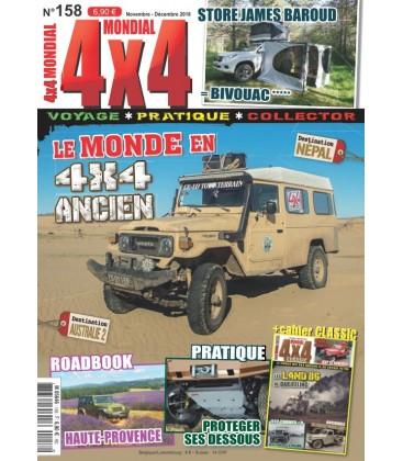 4x4 Mondial n°158