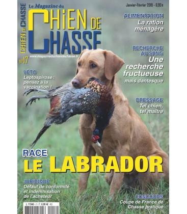 Le Magazine du Chien de Chasse n°017