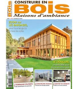 Construire en Bois Maisons d'Ambiance N°060 (T)