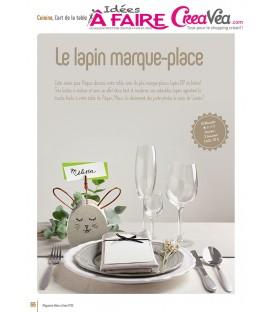 Idées a faire N°20 - Cuisine - Marque-place