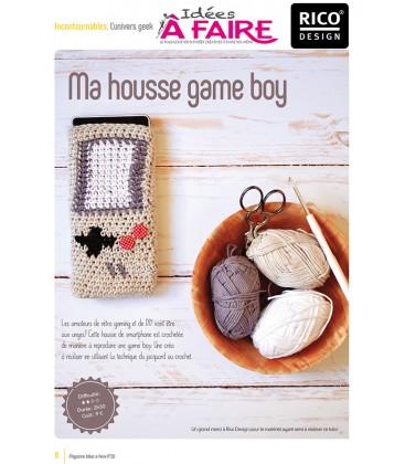 Idées a faire N°20 - Geek - House Game Boy