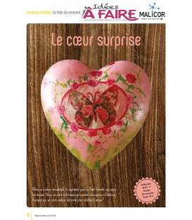 Idées a faire N°19 - Deco - Coeur surprises