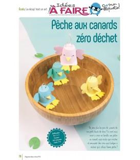 Idées a faire N°19 - Ecolo- Peche aux canards