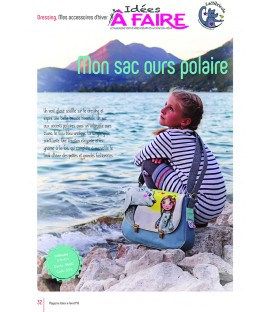 Idees a faire N°18 - Deco_Laetibricole_Sac Ours Polaire