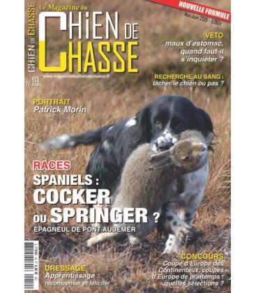 Le Magazine du Chien de Chasse n°019