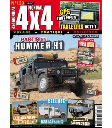 4x4 Mondial n°123