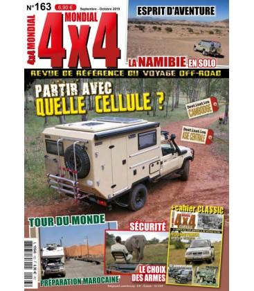 4x4 Mondial n°163