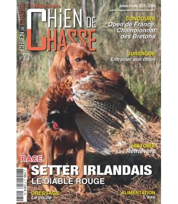 Le Magazine du Chien de Chasse n°023
